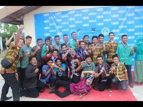 FAREWELL PARTY SeniorHighSchool 1 BangkinangKota (SMANSA BANGKINANG KOTA), A-12/13