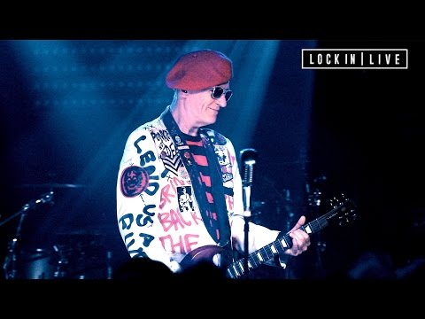 The Damned - Smash It Up (Live and exclusive to Lock In Live)
