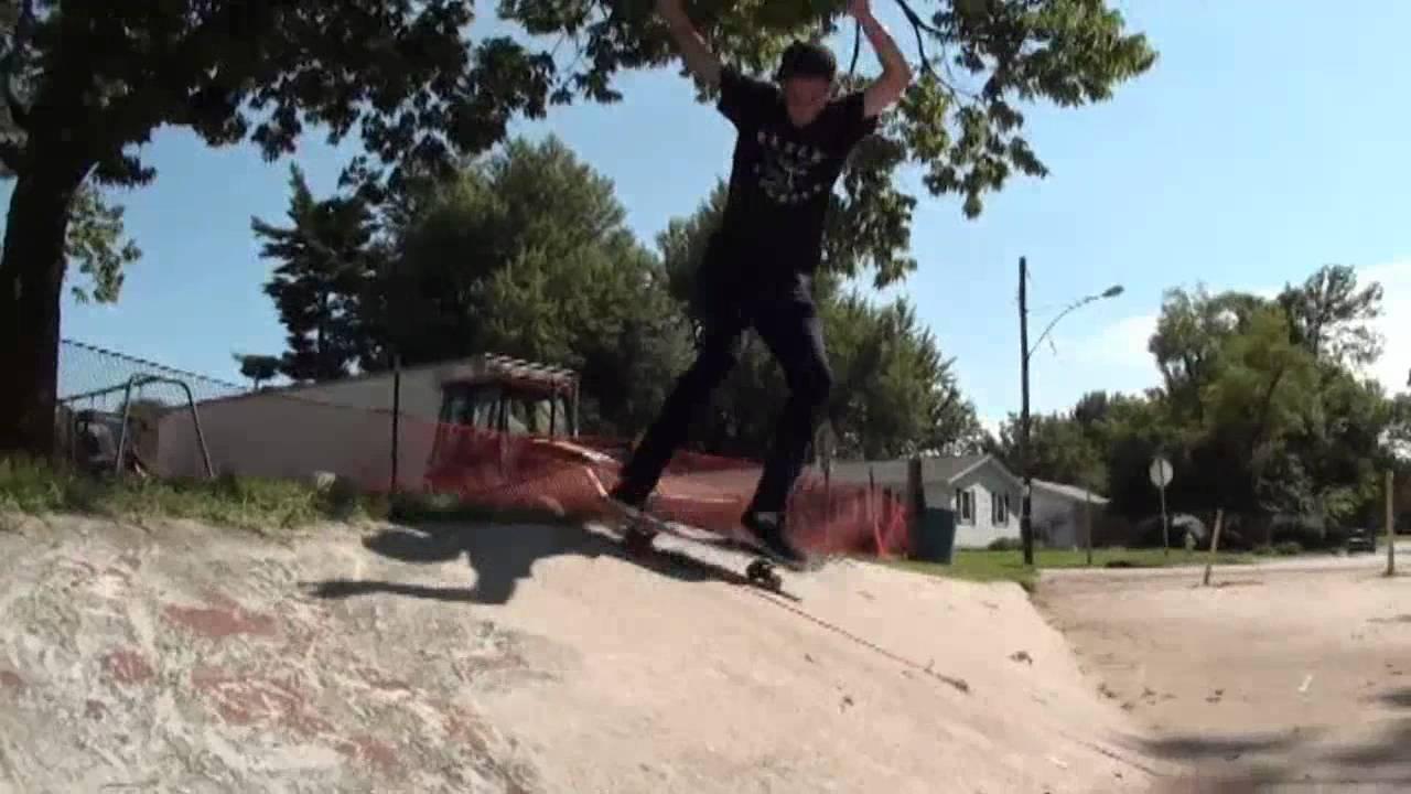 4ac52fb7b74a Tyler Palmer x 41 7 skate shop - YouTube