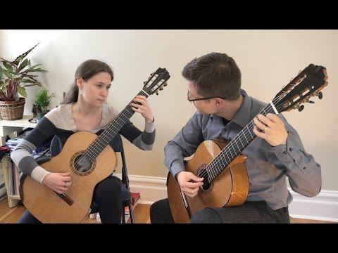 Free PDF Method: Beginner Guitar Duets by Czerny, Wilton, Diabelli
