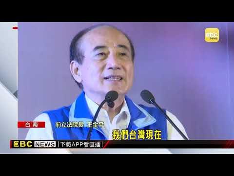 棄初選跑大選 王金平:助國民黨2020政權翻轉