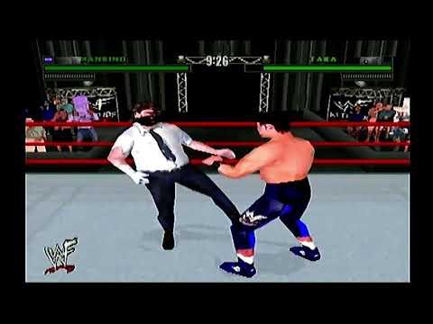 WWF Attitude: Career Mode With Mankind
