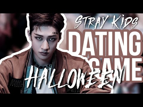 Stray Kids - DATING GAME PL    Halloween