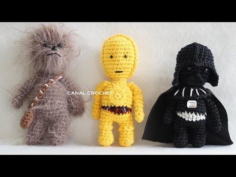 PATTERN CHEWBACCA Star Wars - Chewie wookie (pattern in English ... | 360x480