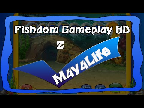 Fishdom 2 Gameplay HD