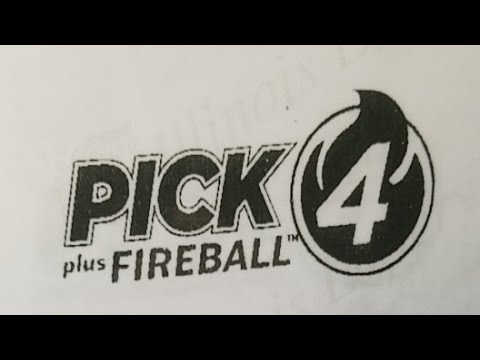 Illinois Lottery Pick 4 Winning Numbers For Today Videos - StarYouTube