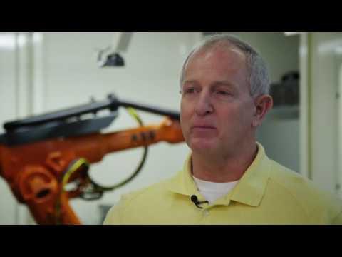 15 ABB Robotics   Lost Wax Mold Assemble & Weld