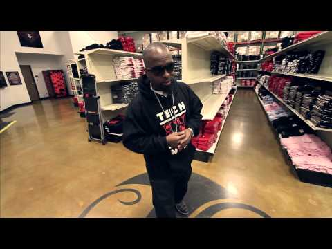 Tech N9ne - The Gift Of Rap Concert 2012