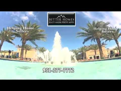 Better Homes SoCal Corona Temescal Valley Riverside Real Estate Sales Buying