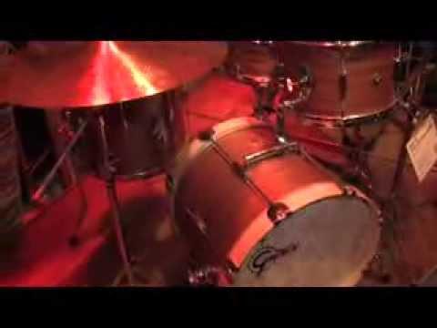 GRETSCH DRUMS - NAMM 2014 - TMNtv Booth Tour