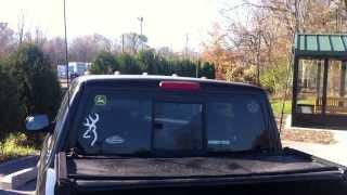 CB Antenna Install on 03 Ford Ranger