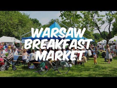 Warsaw Breakfast Market //  Targ śniadaniowy