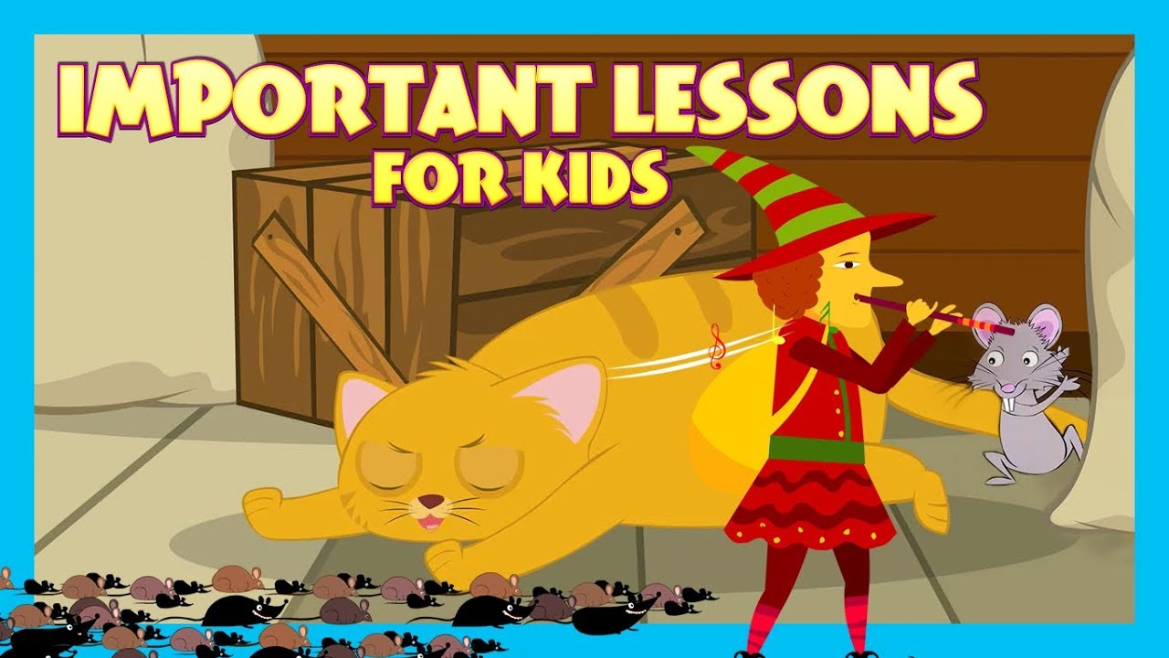 Important Lessons For Kids || Bedtime Stories For Kids - Moral To Learn For Kids || KIDS HUT STORIES