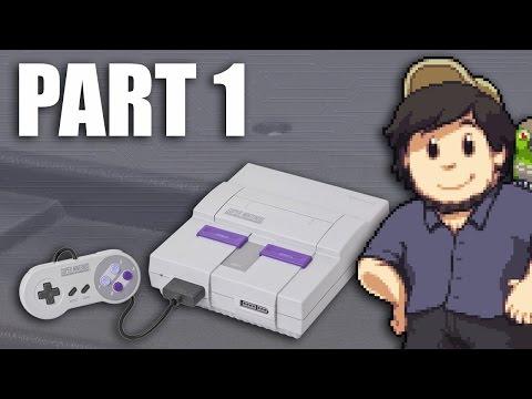 Top 20 SNES Games Part 1 - JonTron (HD)