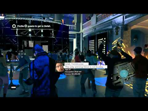 Watch Dogs Gameplay Walkthrough Part 35 Ambrose Theater