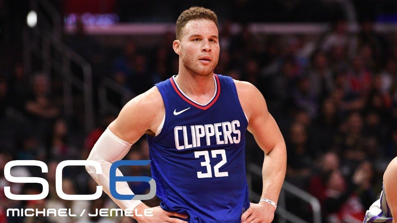 Chauncey Billups reacts to Pistons' Blake Griffin trade | SC6 | ESPN