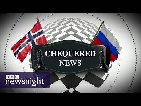 Chequered News - BBC Newsnight