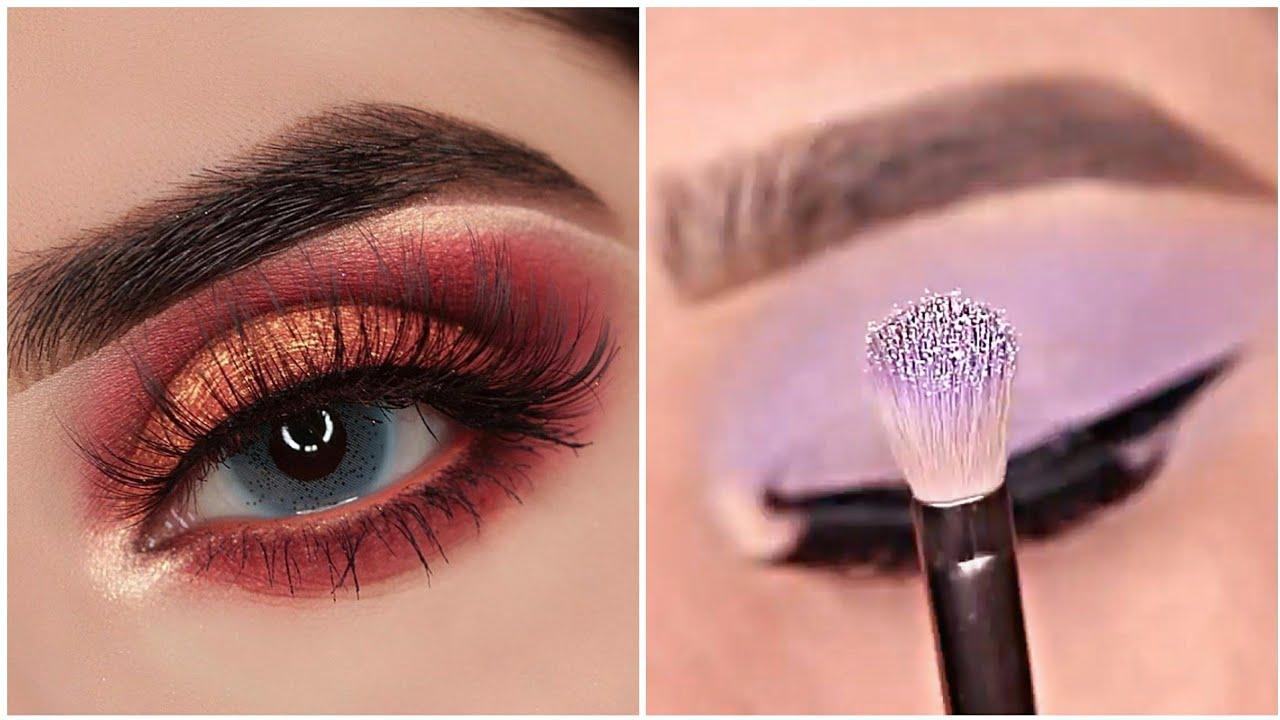 Melhores Tutoriais de Maquiagem / Glam Makeup Tutorial Compilation #57 ❤
