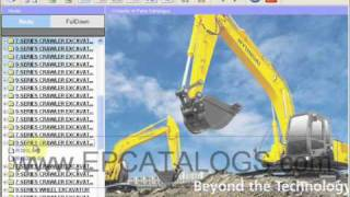 Hyundai Heavy Equipment Parts Catalog