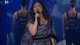 Helena Paparizou - Otan Aggeli Klene (Eurosong 2015)
