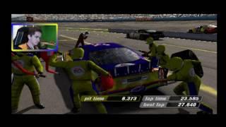 the curb killed me phoenix   nascar thunder 2004 career mode 34 36