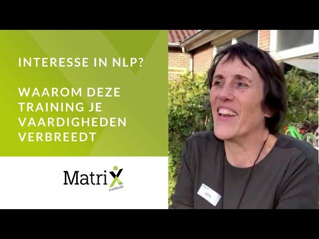 NLP coaching of de MatriXmethode toepassen?