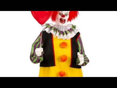Life Size Animated Pennywise Halloween Prop at Party City 2014