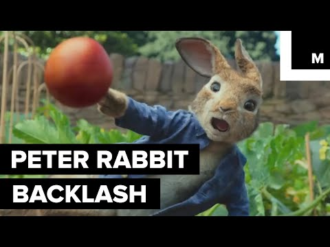Sony Apologizes Following Calls to Boycott 'Peter Rabbit' Over Allergy Scene