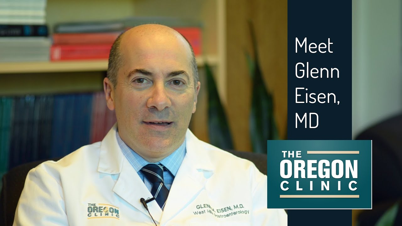 Glenn Eisen, MD, MPH - Gastroenterology Doctor in West Portland