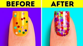 31 SMART AND SIMPLE NAIL HACKS