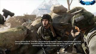Medal Of Honor 2010 PC Gameplay Part 4 Maxed Out Settings 720p HD