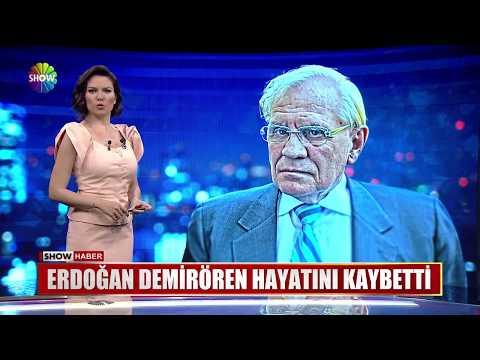 Erdoğan Demirören hayatını kaybetti