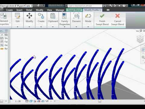 how to add rebar into a revit model