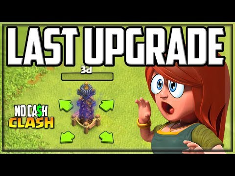 FINALLY... It's Done. Clash Of Clans No Cash Clash Episode #48
