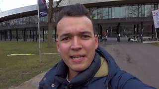 VLOG - Sportcampus Zuiderpark onthult Wall of Fame