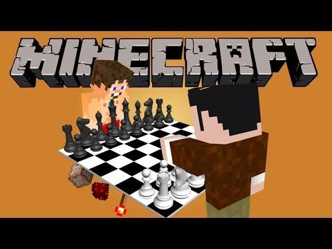 Minecraft'ta Satranç - 2000 Abone Özel
