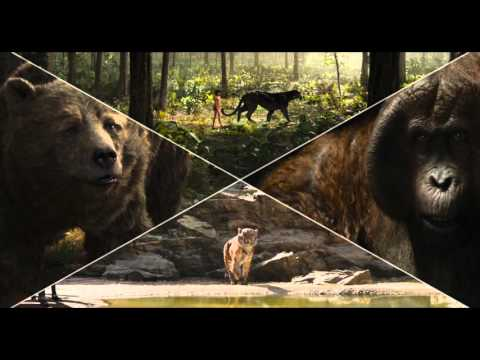 The Jungle Book - Trust in Me Music Video - Official Disney | HD
