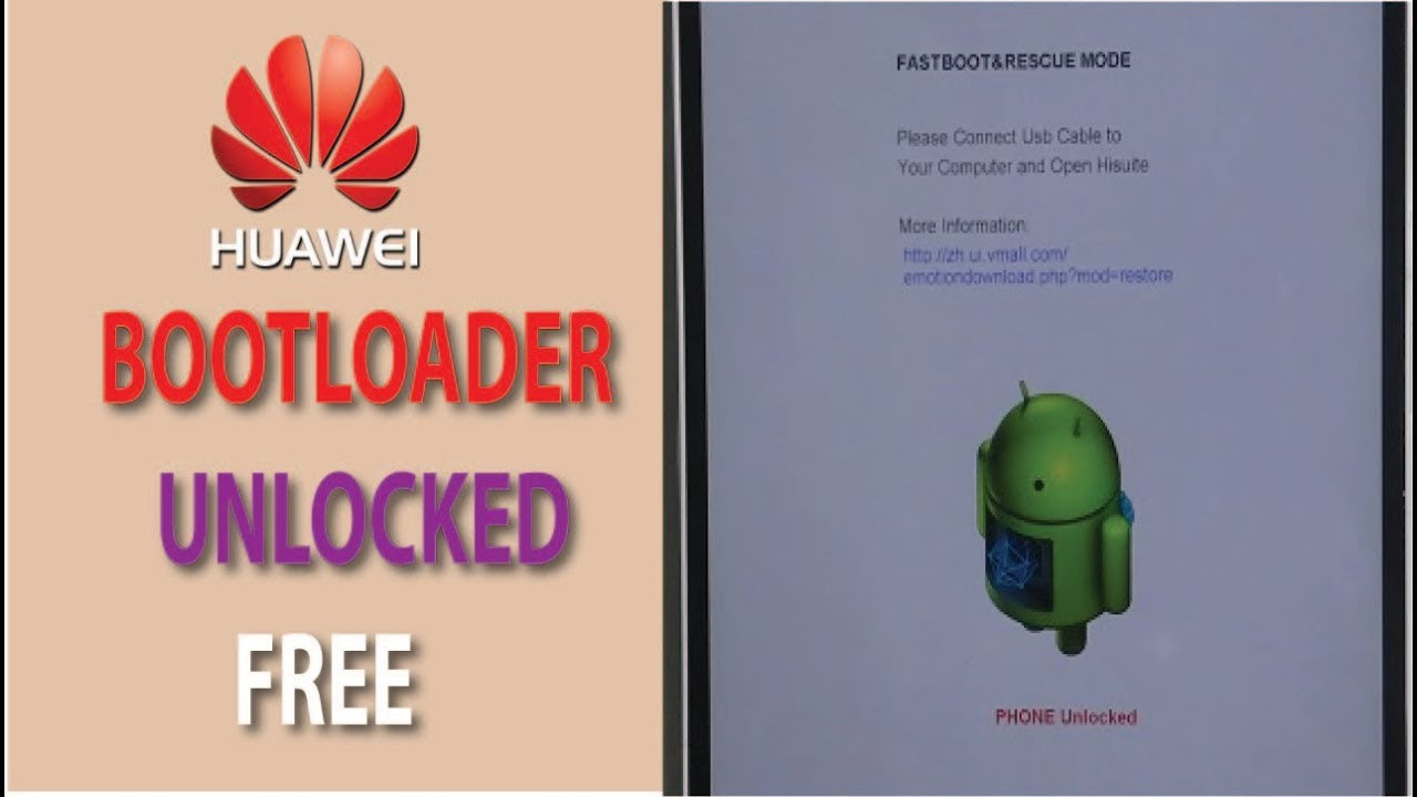 How To Unlock Bootloader Huawei Mate 7 Mt7 L09 Free Official