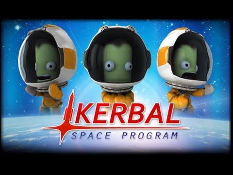 Kerbal Space Adventure #2: Release the Satellite!!