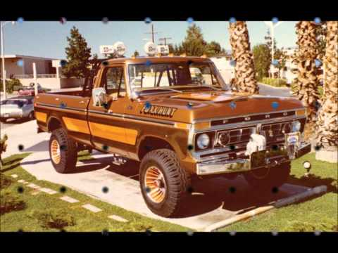 Mel Mcdaniel-My Old Four Wheel Drive