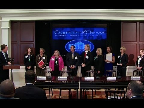 Champions of Change: American Red Cross