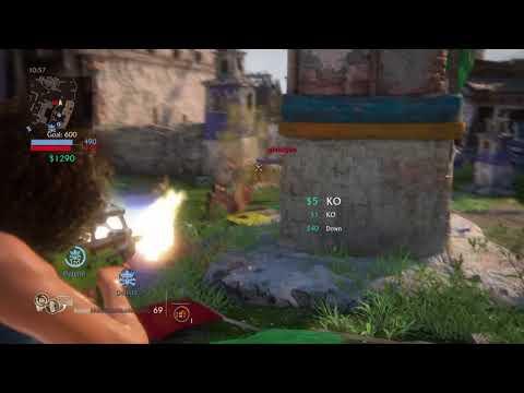 Uncharted: The Lost Legacy    el dorad + c4