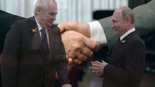 Как Москва подкупила чешского президента и при чем здесь Чубайс