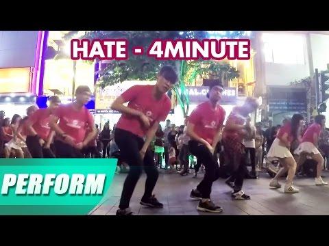 Lốc Cốc Show 9 | Hate - 4Minute | Panoma Dance Crew | Phố đi bộ Nguyễn Huệ