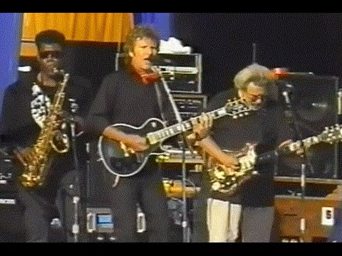 Jerry Garcia, John Fogerty & Friends 05.27.1989 Oakland, CA MATRIX