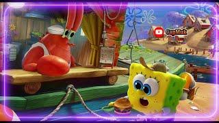 Hari Pertama Spongebob Bertemu Tuan Krab