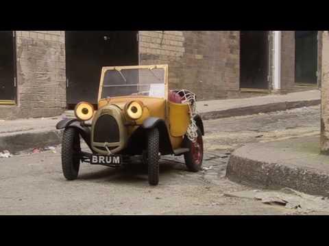 Brum 410 | GORILLA CAPER | Kids Show Full Episode