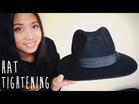DIY ✂ Tighten Your Hat (Easy) - YouTube 429805f1d6
