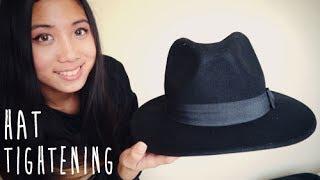 DIY ✂ Tighten Your Hat (Easy)