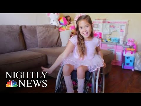 Scott Davidson - Good News: Dance Group Of Women In Wheelchairs Inspires Young Girls